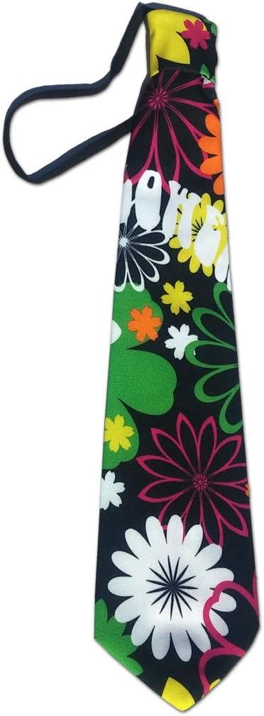 Amakando Corbatín Flower Power Corbata de Colores Prado Florido ...