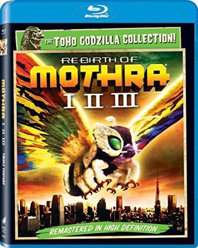 Rebirth of Mothra / Rebirth of Mothra II / Rebirth of Mothra III - Vol
