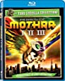 Rebirth of Mothra / Rebirth of Mothra II / Rebirth of Mothra III - Vol [Blu-ray]