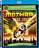 Rebirth of Mothra / Rebirth of Mothra II / Rebirth of Mothra III – Vol [Blu-ray]