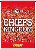 Kansas City Chiefs Rico Premium 2-sided GARDEN Flag Outdoor House Banner Football