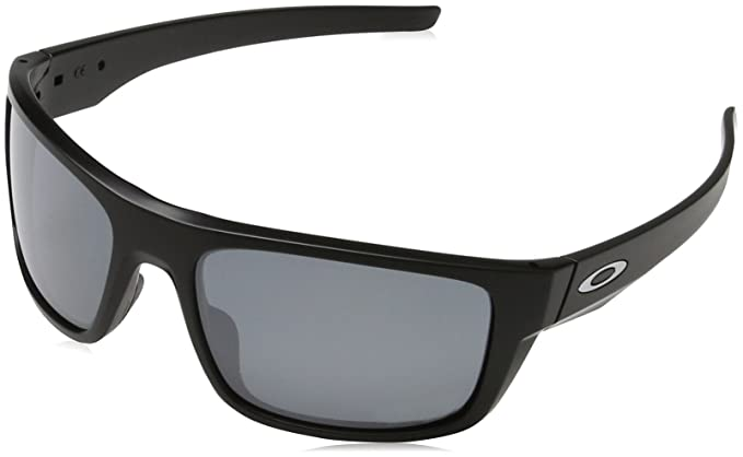 b63d47f7ea Oakley Men  s drop point polarizadas Rectangular de iridio anteojos de sol
