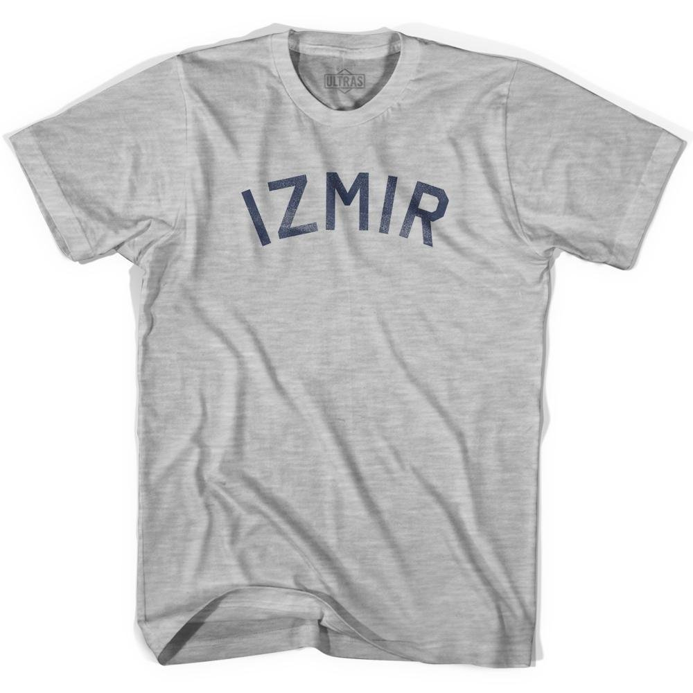 Izmir Vintage City Adult Cotton T-shirt