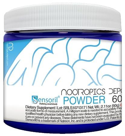 Amazon Com Sensoril Ashwagandha Powder 60 Grams Ayurveda