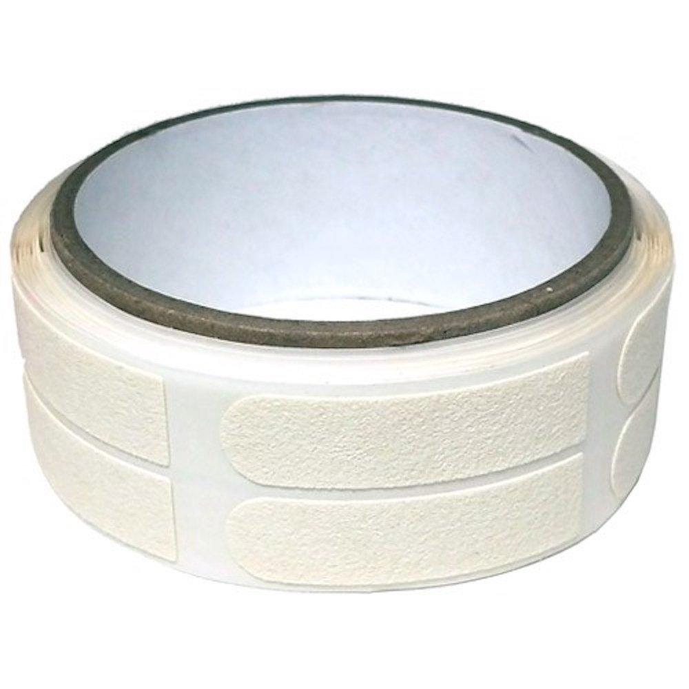 bowlingballfactory.com Ultra Tac Bowling Thumb Tape White Textured 1/2'' (100 Piece Roll)