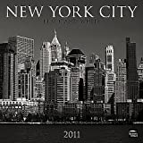 New York City Black & White 2011 Wall Calendar