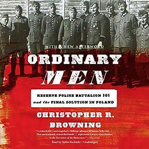 Ordinary Men Audiobook