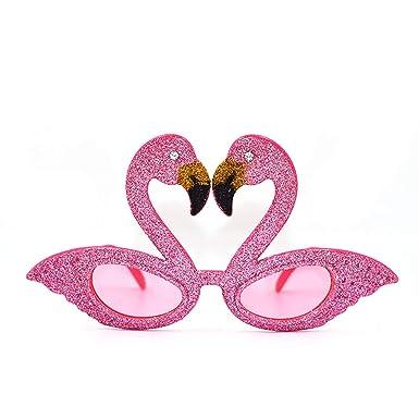 Gafas de sol de la novedad divertida del flamenco Flamenco ...