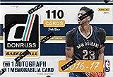 2016 2017 Donruss NBA Basketball Series Unopened