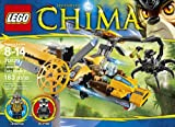 LEGO Chima 70129 Lavertus Twin Blade