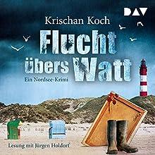 Flucht übers Watt: Ein Nordsee-Krimi Hörbuch von Krischan Koch Gesprochen von: Jürgen Holdorf