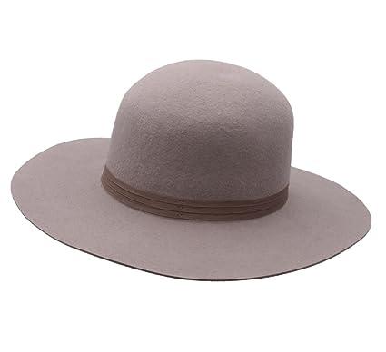Brixton - Floppy Hat Wool Felt Wide Brim Women Magdalena - Size XS - Naturel c908798db7bf