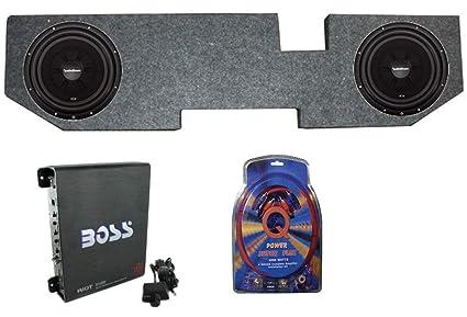 Amazon.com: 2 Rockford R2D2-10 10 Inch Subwoofers + Dodge Ram 02-15 on abc sub box, fuse sub box, blue sub box, paint sub box, electrical sub box, transmission sub box, glass sub box, three sub box, building sub box, horn sub box, wood sub box, dart sub box,