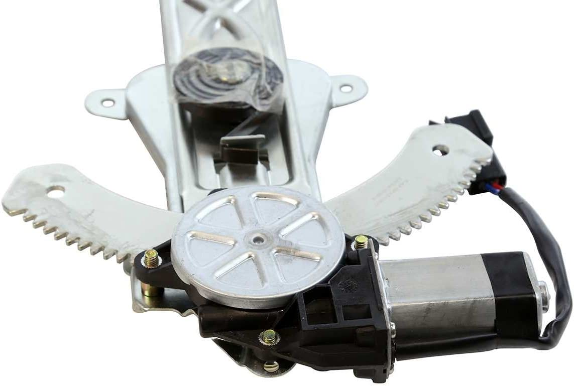 Auto Shack WR841872 Power Window Regulator with Motor