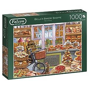 Falcon De Luxe 11203 Bella S Bakery Shoppe Jigsaw Puzzle