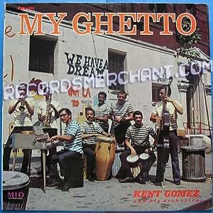 My Ghetto [Vinyl LP]