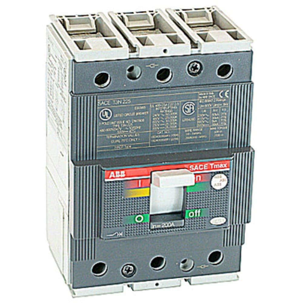 BKR T3N 200A 3P T/M 6 LUGS