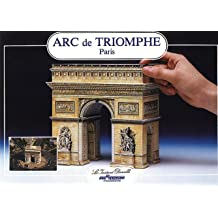 Arc de Triomphe: Scale Architectual Paper Model