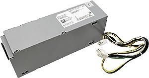 240W Power Supply for Dell Optiplex 3040 3046 3650 3656 5040 7040 (SFF) B240NM-00 AC240EM-00 HU240AM-00 L240AM-00 H240EM-00,P/N: THRJK 4GTN5 4R1KT D7GX8 H62JR 3RK5T 6WX7D HGRMH 2P1RD 0M1C3 J1J77 RKTF0