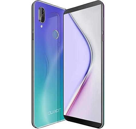 CUBOT X19S 4G Smartphone Libre 2019 Android 9.0 Teléfono móvil sin ...