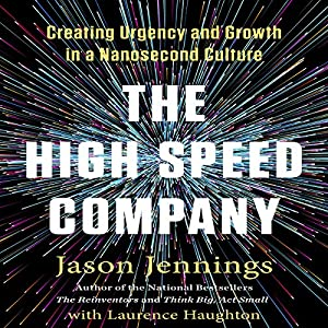 The High-Speed Company Audiobook