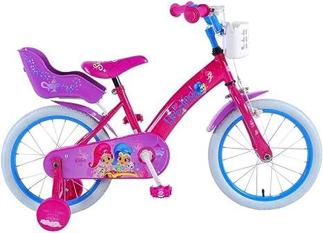 Bicicleta Niña Shimmer & Shine 16 Pulgadas Freno Delantero al ...