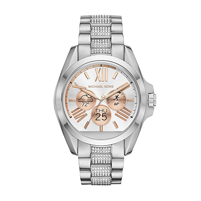 Amazon.com: Michael Kors Smartwatch MKT5000 Reloj Bradshaw ...