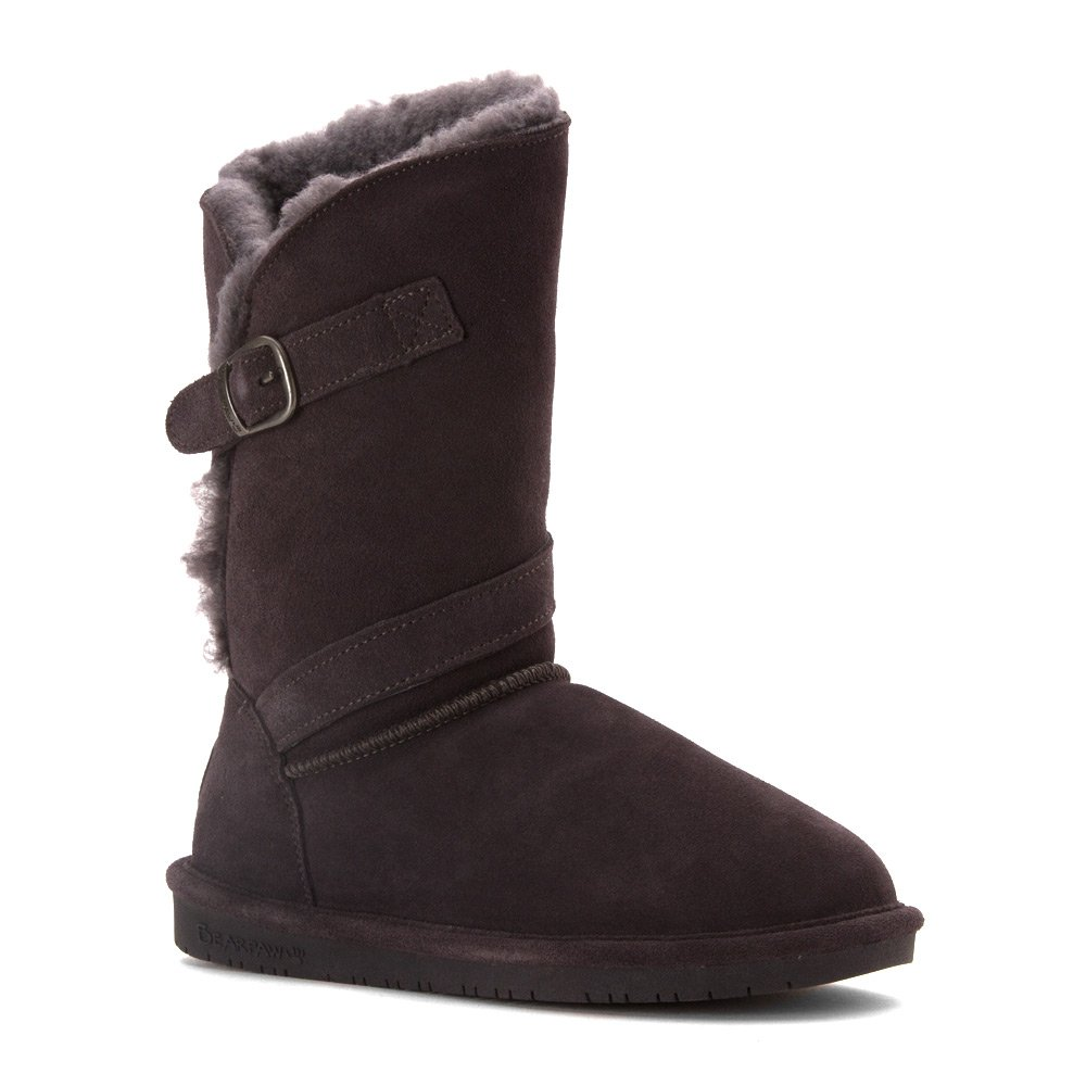 Bearpaw Women's Tatum Charcoal 5 M by Bearpaw (Image #2)