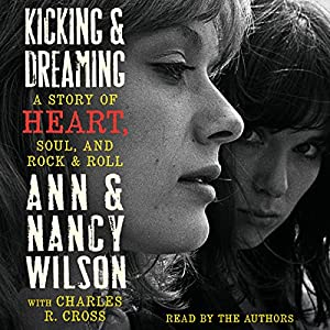 Kicking and Dreaming Audiobook