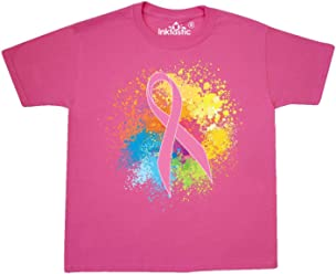 Breast Cancer Awareness Long Sleeve Creeper inktastic I Love My Godmother
