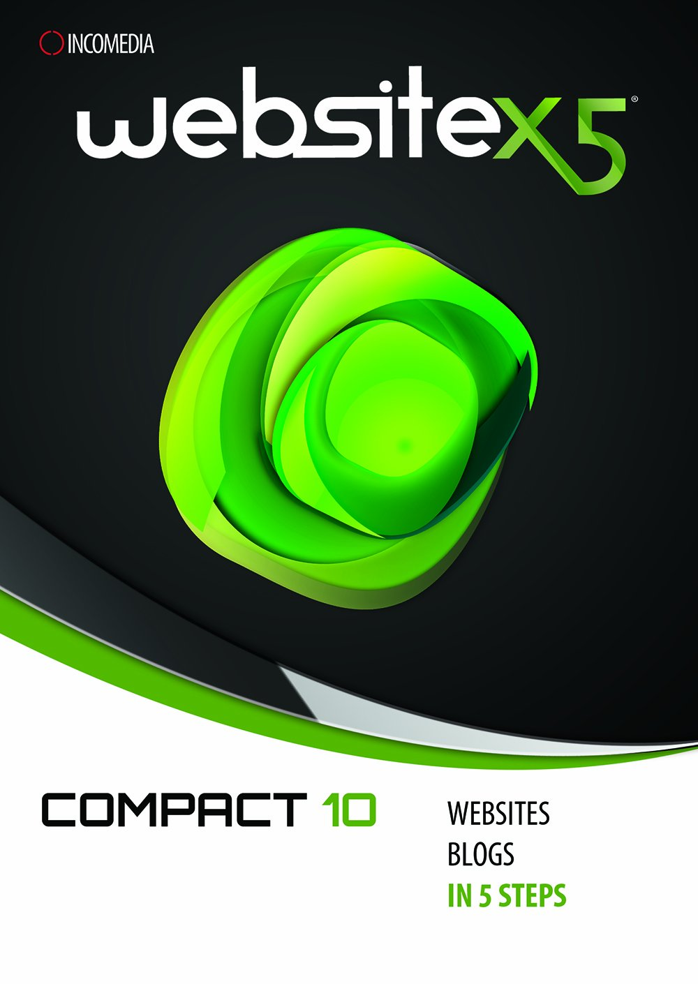 WebSite X5 Compact 10 [Download] by Incomedia