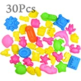 MS 40PCS Sand Molding Kinder Spielzeug Aktivität Sand Skulptur Set CJ532