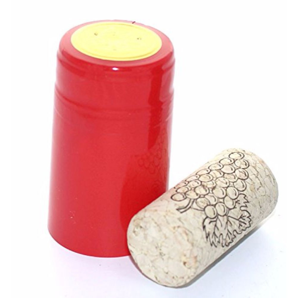 Home Brew Ohio Professional Cork-PVC Package Red
