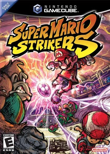 Image result for mario super strikers