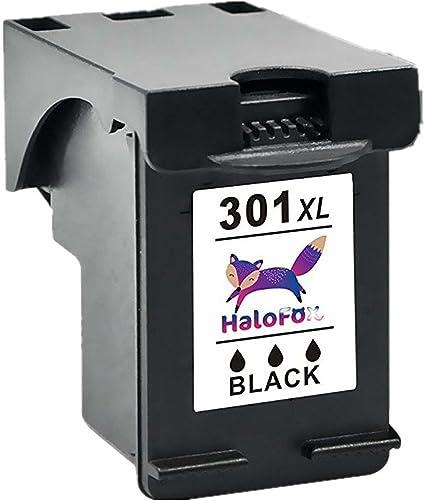 HaloFox 1 Cartuchos de Tinta Remanufacturados 301XL Negro 301 XL ...