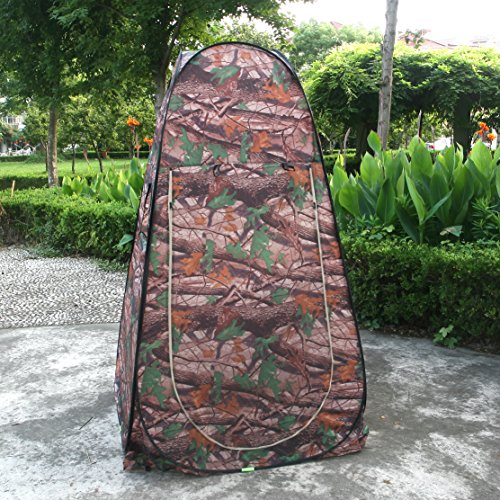 Truedays® Portable Privacy Shelter Changing Clothes Shower Tent Camp Toilet Pop-up Room