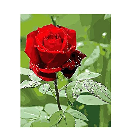 Art For Kids Draw Roses