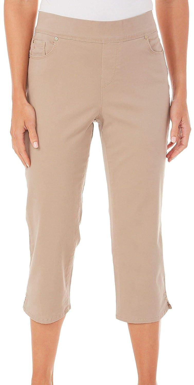 ea84dca7314be Gloria Vanderbilt Avery Pull On Skimmer Pants at Amazon Women s Clothing  store