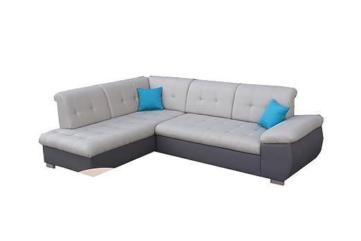 mb-moebel rinconera de sofá Cama con cajones con Dormir función ...