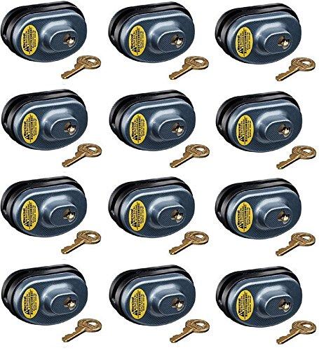 Master Lock 90KADSPT-P413 Keyed Alike Gun Trigger Locks - Quantity (Ilco Locking Locks)