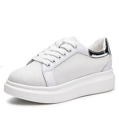 huge discount 0c86e 36a92 Spring Shoes Schuhe/Weiße Freizeitschuhe/Sportschuhe/ Dicke ...