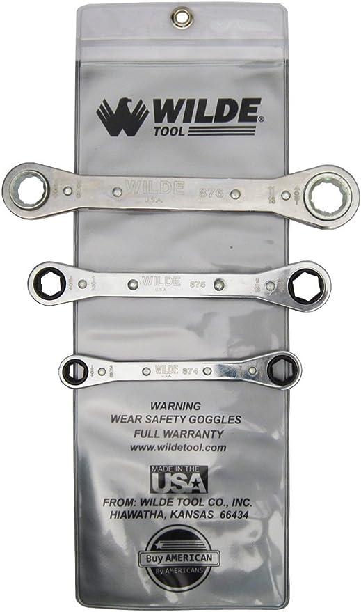 W1104M Performance Tool 13-PC LARGE METRIC WRENCH SET