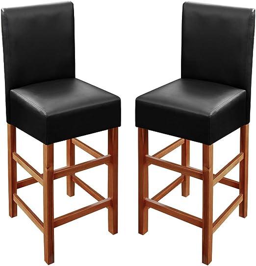 Gastronomie Stühle 2-er Karton Esszimmer Stühle  Event Stühle schwarz braun