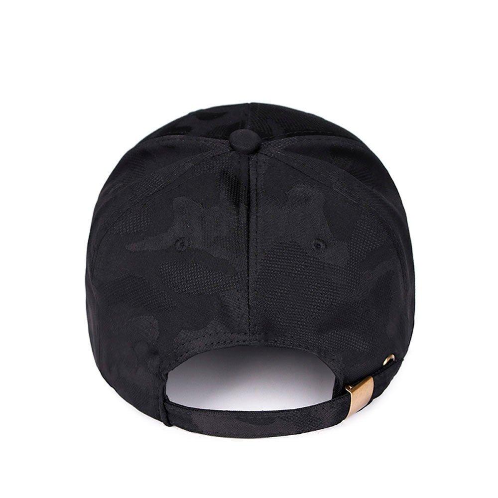 zarupeng✦‿✦ Unisex Hombre Mujer de béisbol de Camuflaje Gorro Sombrero de Hip-Hop Gorras Ajustables: Amazon.es: Ropa y accesorios