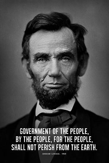 Amazon Com President Abraham Lincoln Government Famous
