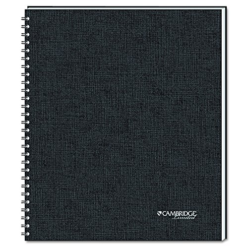 1 Subject Limited Business Notebook (Mead Cambridge Limited Business Notebook Legal Ruled 1 Subject (06062))