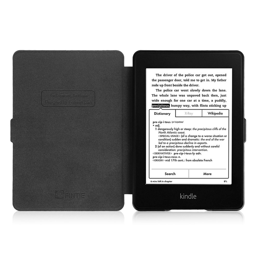 Fintie Slimshell Case for Kindle Paperwhite Fits All Paperwhite Generations Prior to 2018 Ancient Map Not Fit All-New Paperwhite 10th Gen