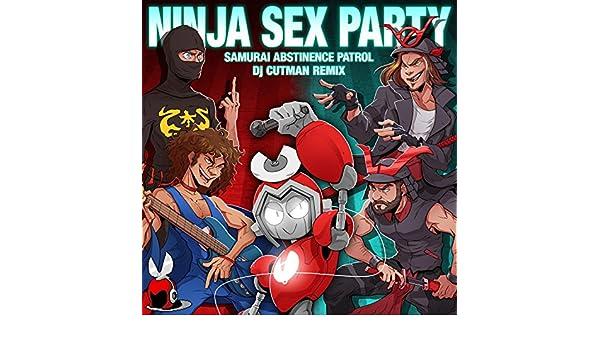 Samurai Abstinence Patrol (Ninja Sex Party Remix) de Dj ...