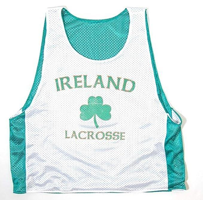 Amazon.com: Irlanda Lacrosse Pinnie: Clothing