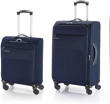 Gabol Pack de Dos Maletas, 69 cm, 31 L / 60 L, Azul: Amazon.es ...